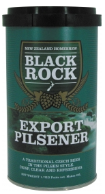 BLACK ROCK EXPORT PILSNER (KG. 1,7)