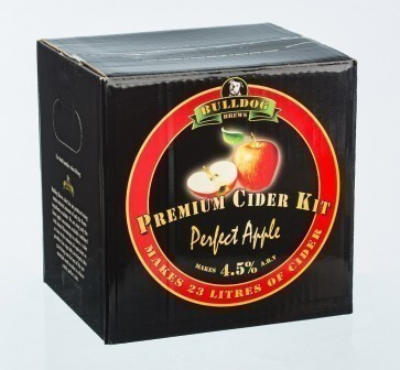 BULLDOG PERFECT APPLE CIDER (KG. 3)