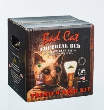 MALTO BULLDOG BAD CAT IMPERIAL RED (KG. 4,7)