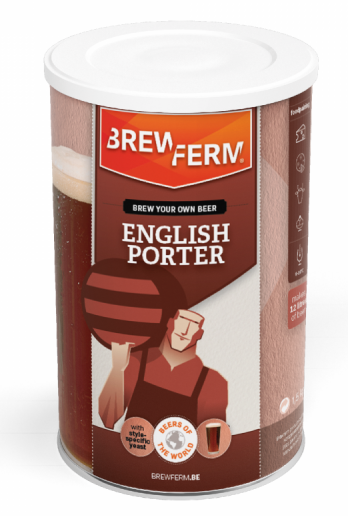 MALTO BREWFERM ENGLISH PORTER