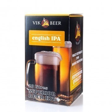 MALTO VIK BEER ENGLISH IPA KG. 1,7