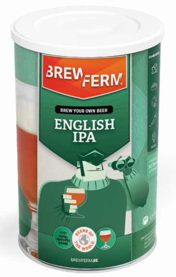 MALTO BREWFERM ENGLISH IPA (EX INDIA PALE ALE)