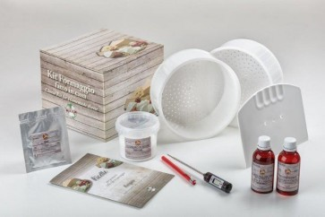 KIT BRIE TERMOMETRO DIGITALE + COLTURA VEGETARIANO