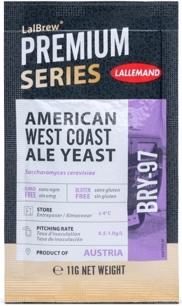 LIEVITO LALLEMAND BRY-97 - AMERICAN WEAST COAST ALE - GR.11