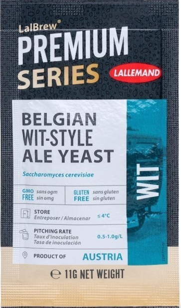 LIEVITO LALLEMAND BELGIAN WIT - GR.11