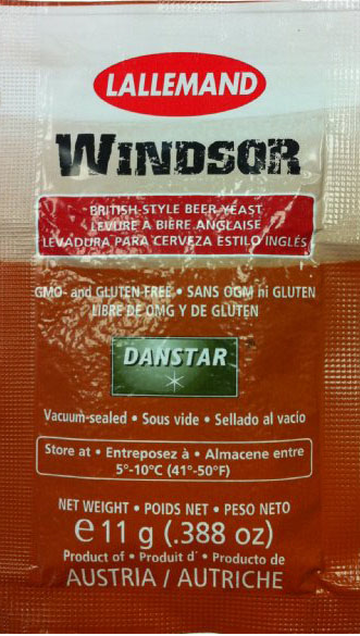 WINDSOR - British Ale - gr.11