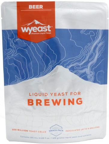 LIEVITO WYEAST N. 1882 THAMES VALLEY II PC - 125 ML.