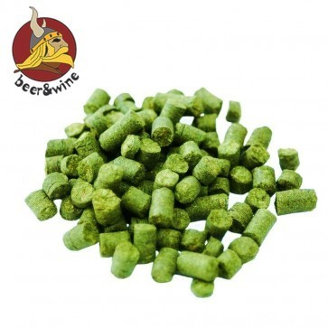 LUPPOLO APOLLO (250 GR.) IN PELLET - CROP 2018