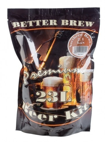 MALTO BETTER BREW - NORTHERN BROWN ALE (2,1 KG.)