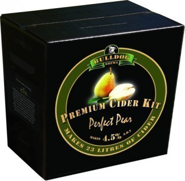 BULLDOG PERFECT PEAR CIDER (KG. 3)