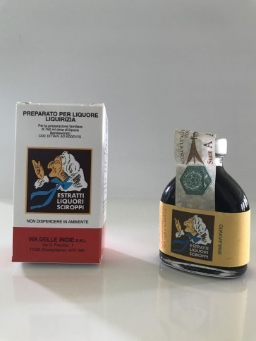 ESSENZA PER LIQUORE LIQUIRIZIA 20 ML