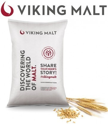 MALTO IN GRANI VIKING RED ALE MELANOID ( 25 KG.)