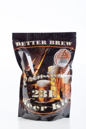 MALTO NORTHERN BROWN ALE (2,1 KG.)