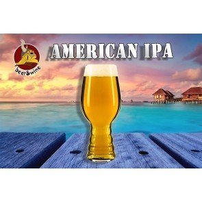 KIT RICETTA ALL GRAIN B&W - AMERICAN IPA 23 LT