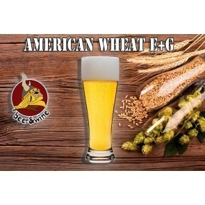 KIT BIRRA E+G AMERICAN WHEAT (23 LT)