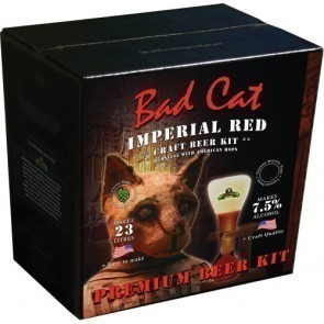 BULLDOG BAD CAT IMPERIAL RED (KG. 4,7)