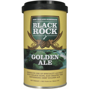 BLACK ROCK GOLDEN ALE (KG. 1,7)