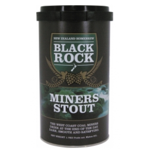 BLACK ROCK MINERAL STOUT (KG. 1,7)