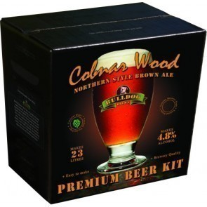 MALTO BULLDOG COBNAR WOOD NORTHERN BROWN ALE (KG. 3,8)