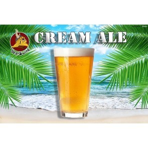 KIT RICETTA ALL GRAIN B&W - CREAM ALE 23 LT
