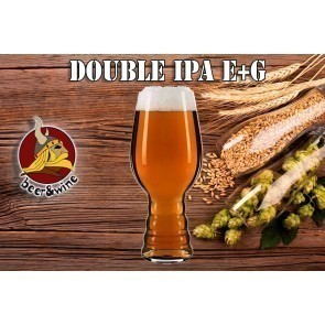 KIT BIRRA E+G DOUBLE IPA (23 LT)