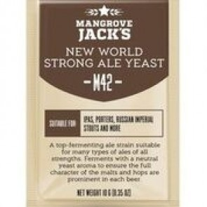 LIEVITO MJ M42 NEW WORLD STRONG ALE