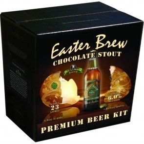 BULLDOG ESTER BREW CHOCOLATE STOUT (KG. 4)