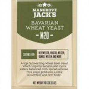 LIEVITO MJ BAVARIAN WHEAT M20 (10 GR.)