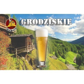 KIT RICETTA ALL GRAIN B&W - GRODZISKIE 25 LT