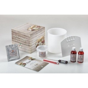 KIT MOZZARELLA TERMOMETRO DIGITALE + COLTURA VEGETARIANO