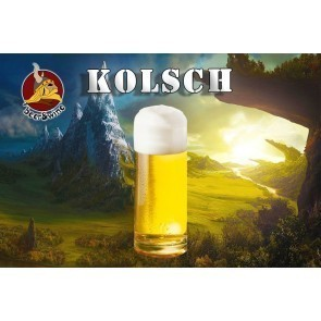 KIT RICETTA ALL GRAIN B&W - KOLSCH 25 LT