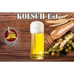 KIT BIRRA E+G KOLSH (23 LT)