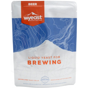 LIEVITO WYEAST N.1010 AMERICAN WHEAT - 125 ML