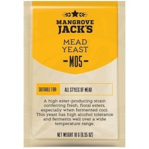 LIEVITO MANGROVE JACK'S MEAD M05 (GR. 10)