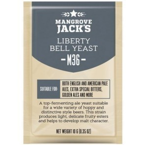 LIEVITO MANGROVE JACK'S LIBERTY BELL M36 (10 GR.)