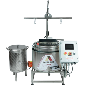 IMPIANTO SBS 200 E SMART BREWERY SYSTEM