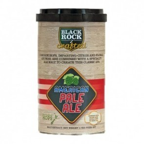 AMERICAN PALE ALE BLACK ROCK