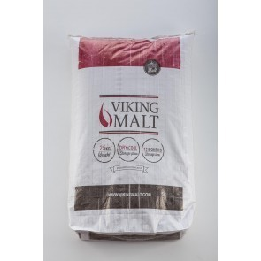 MALTO VIKING SMOKED WHEAT 25 KG.