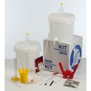 KIT FERMENTAZIONE BIRRA MINI PLATINUM LT. 16