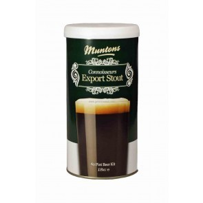 MUNTONS CONISSEUR EXPORT STOUT KG.1,8