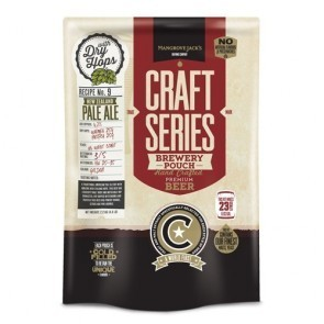 MANGROVE JACK'S CRAFT SERIES NZ PALE ALE KG 2.2
