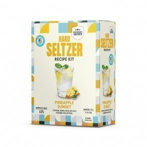 MANGROVE JACK'S PINEAPPLE SUNSET HARD SELTZER 2.2 KG