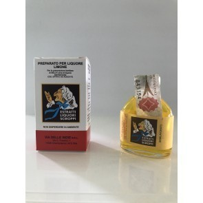 ESSENZA  PER LIQUORE LIMONE 20 ML