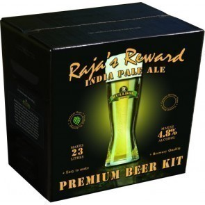 BULLDOG RAJA'S REWARD INDIA PALE ALE (KG. 3,4)