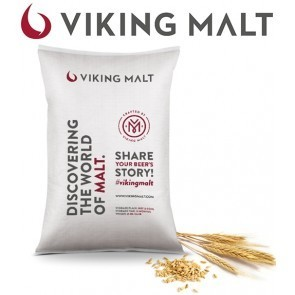 MALTO IN GRANI VIKING SMOKED CHERRY ( 25 KG.)