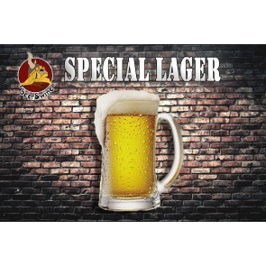 SPECIAL LAGER (25 LT.)