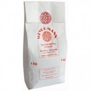 MALTO WEYERMANN ROASTED BARLEY    (1 KG.)